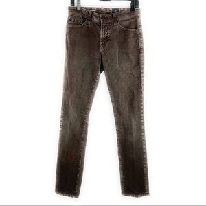 Men's AG Corduroy Everett Pants Slim Straight